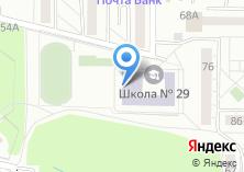 Компания «Анкер» на карте