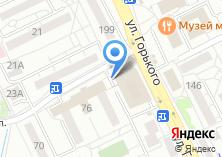 Компания «Магазин электротоваров и светильников» на карте