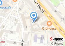 Компания «Бар на Ленинском проспекте» на карте