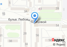 Компания «Почтовое отделение №44» на карте