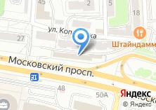 Компания «Калининградская централизованная библиотечная система» на карте