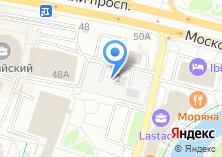 Компания «Канализационная насосная станция №1» на карте