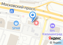 Компания «БалтСтройКалининград» на карте
