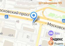 Компания «Продуктовый магазин на Московском проспекте» на карте