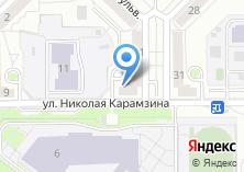 Компания «Эксклюзив-Лайт» на карте