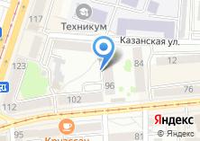 Компания «Финко» на карте