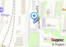 Компания «РекордАвто» на карте