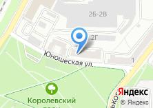 Компания «Спецремстройтрест» на карте