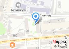 Компания «Паспортный стол» на карте