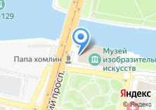 Компания «Стройнофф» на карте