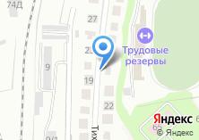 Компания «Калининградский стоматолог» на карте