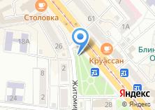 Компания «ФлоМастер» на карте