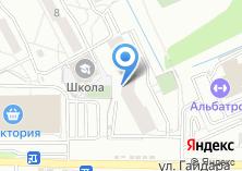 Компания «СЛАМИКСБАЛТ» на карте