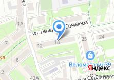 Компания «Студия эстетиста-визажиста Лисовской Александры» на карте