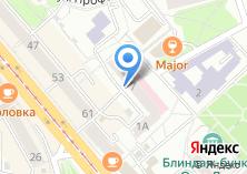 Компания «Городская поликлиника №2 Ленинградского района» на карте