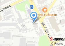 Компания «Онищенко В.А» на карте