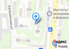 Компания «Общежитие КГТУ» на карте