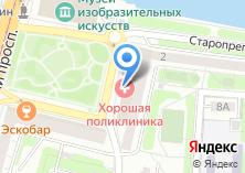 Компания «Свой Калининград» на карте