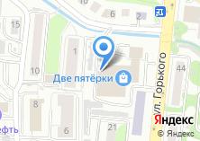 Компания «Ателье по пошиву и ремонту одежды» на карте