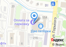 Компания «Кабинет иридодиагностики» на карте