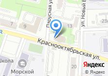 Компания «ТелеКомСистемы» на карте