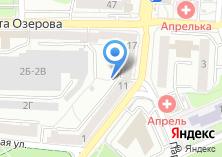 Компания «RICH» на карте