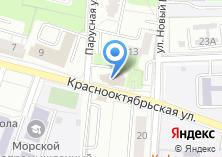 Компания «Диспетчерская служба экологического сервиса» на карте