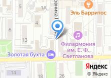 Компания «Мировые судьи Московского района» на карте