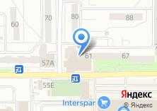 Компания «*мебельная ярмарка* сеть мебельных магазинов» на карте