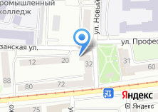 Компания «Самум39» на карте