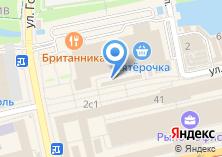 Компания «Магазин верхней одежды из кожи на ул. Профессора Баранова» на карте