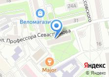 Компания «ЕВРО-ФРАХТ» на карте