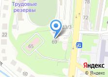 Компания «Таурус-Эксперт» на карте