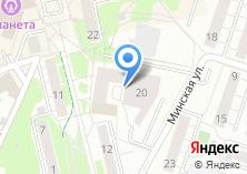 Компания «BeTUT.ru» на карте
