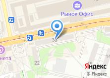 Компания «На Черняховского» на карте