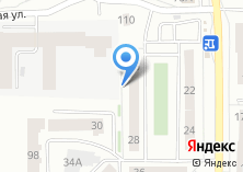 Компания «Московское» на карте