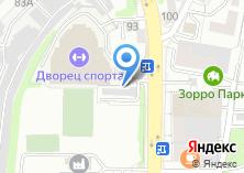 Компания «Автоэко» на карте