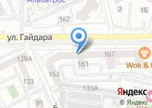 Компания «Нотариус Витязь С.Е» на карте
