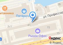 Компания «Техновыгода» на карте