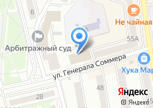 Компания «Агентство по имуществу» на карте