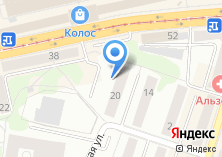Компания «Зинькоff» на карте