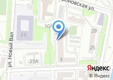 Компания «Дерматокосметологический кабинет» на карте