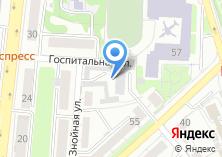 Компания «Городская аварийно-ремонтная служба» на карте
