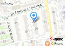 Компания «Нотариус Васильева О.А» на карте