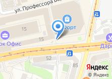 Компания «Ателье по пошиву штор» на карте
