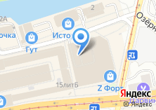 Компания «Иришка» на карте