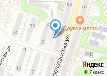 Компания «Твои Джинсы» на карте