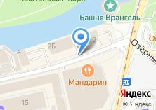 Компания «Магазин велосипедов и велозапчастей» на карте