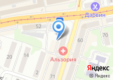 Компания «Оптика-Экспресс» на карте