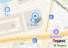 Компания «Магазин хозтоваров на ул. Черняховского» на карте